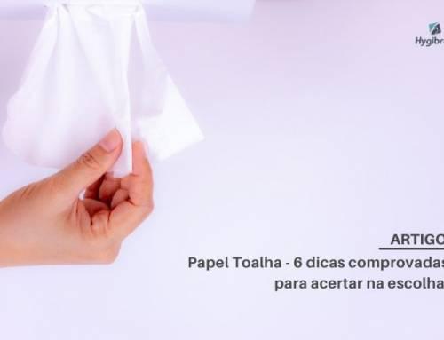 Papel Toalha para Banheiro – 6 dicas comprovadas para escolher