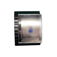 Dispenser Papel Toalha interfolha Preto