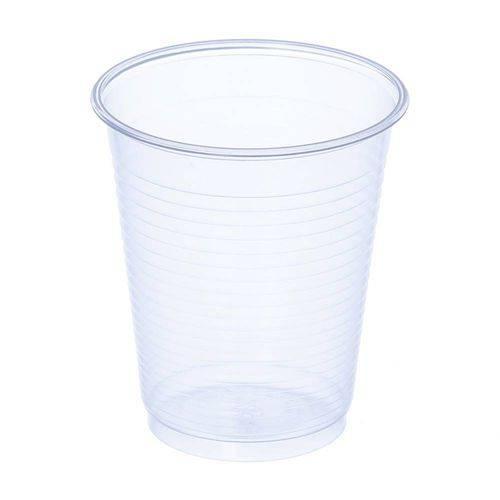 Copo Transparente de plástico