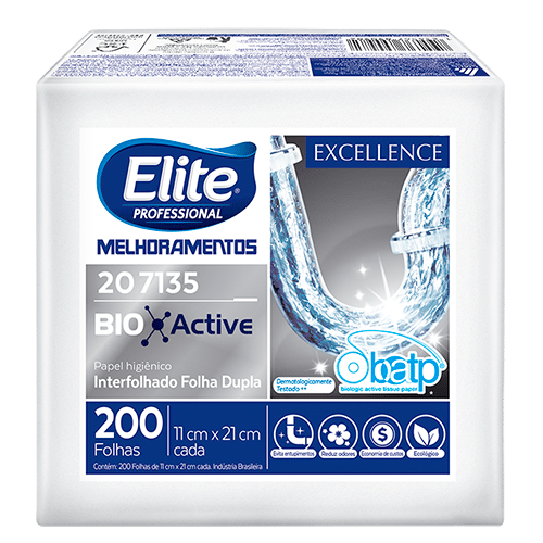 Papel Higiênico Bio Active