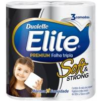 Papel Higiênico Elite Dualette
