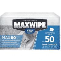 Pano de Limpeza Wiper Max60 Dobrados – 7485