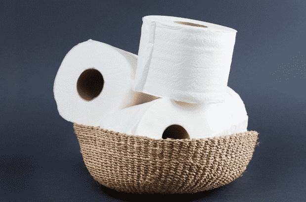 Marca de papel higiênico