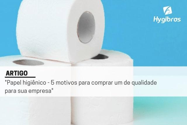 papel higiênico Melhoramentos papéis