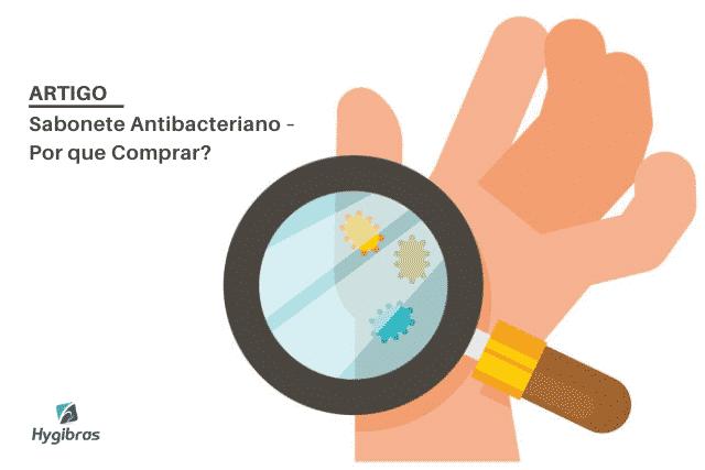 Sabonete Antibacteriano