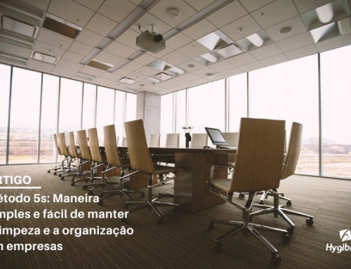 Método 5s: Maneira simples e fácil de manter a limpeza e a organização em empresas