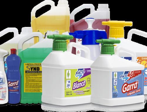 Produtos de Limpeza contra o Coronavírus e outras doenças!