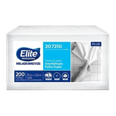 Papel toalha Interfolhado Folha Dupla