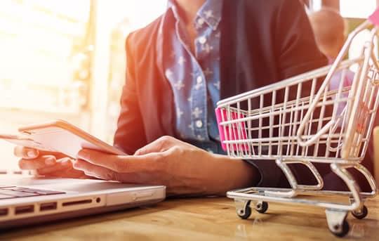 Gestão Orçamentaria mobile comercio