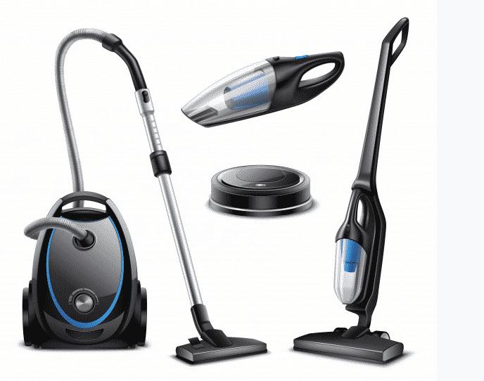 equipamentos de limpeza profissional