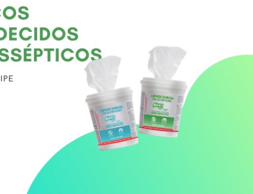 Lenço Umedecido Antisséptico para Limpeza – Blanco Wipe