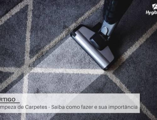 Limpeza de Carpetes – Saiba como fazer e sua importância