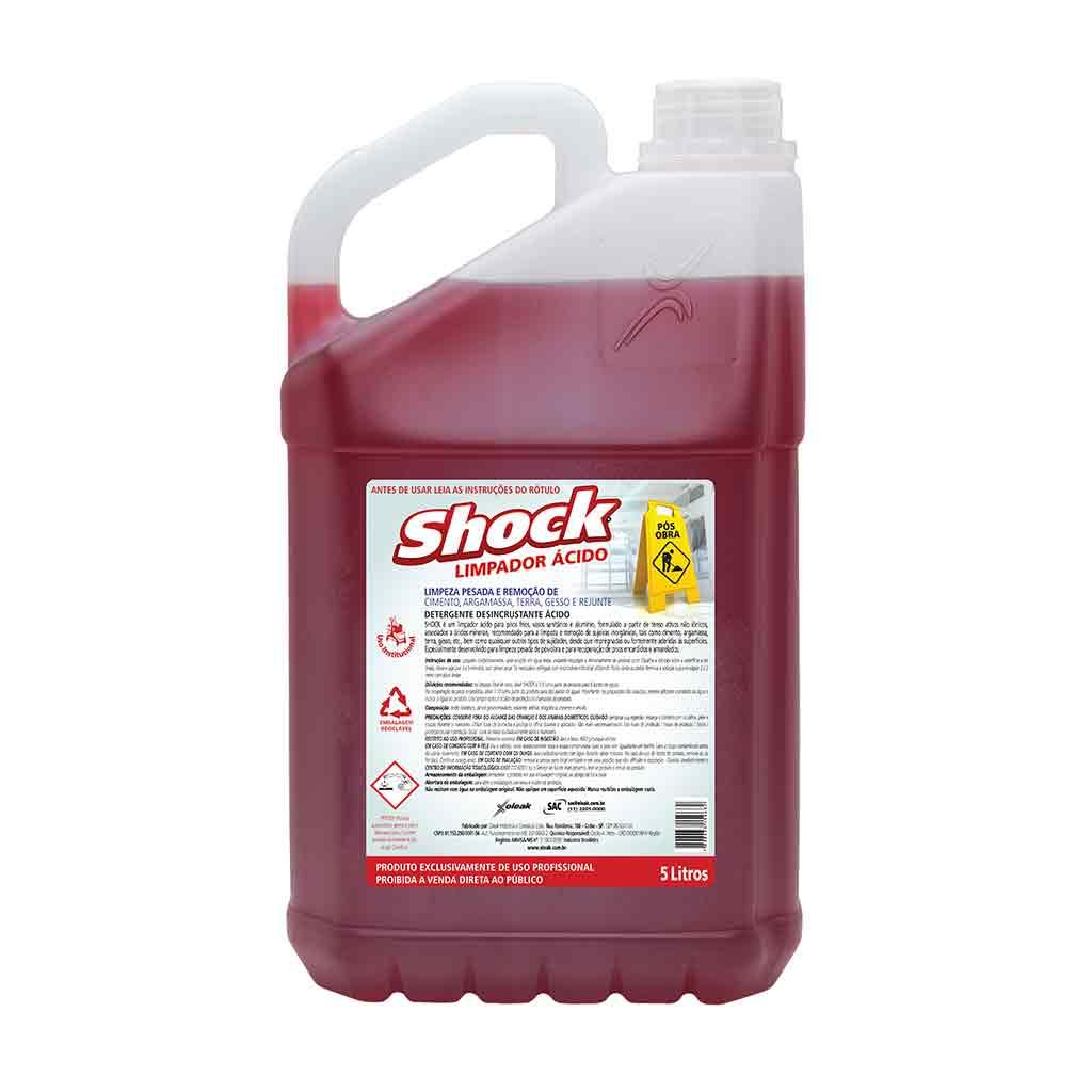 Detergente Acido Shock