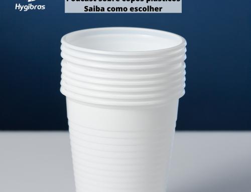 Podcast sobre copos plásticos – Saiba como escolher