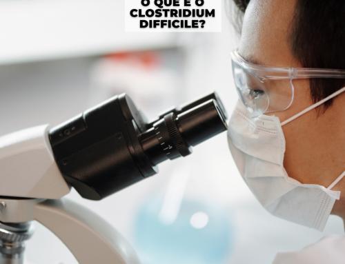 O que é o clostridium difficile?