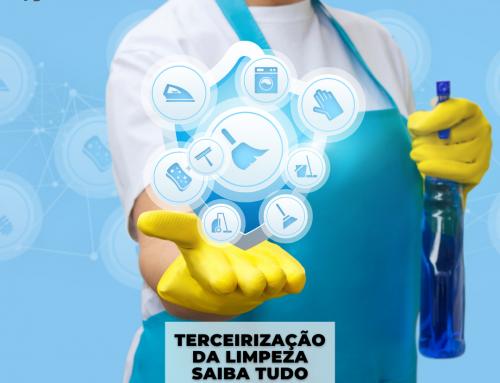 Terceirização da limpeza – Saiba tudo